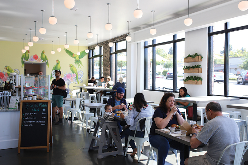 Six Places To Try On Up And Coming Washington Boulevard